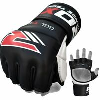 RDX Grappling Training MMA Gym Boxing Gloves Punching Sparring Fighting Wrap