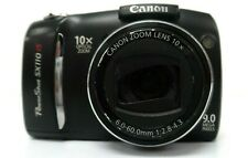Canon Digital Camera Model SX110 IS - AS IS - Free Shipping
