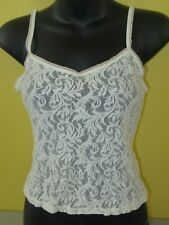 New listing Vintage Calvin Klein Lace Camisole Cami Top Cropped M