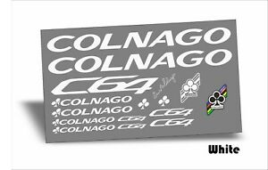Cycling Colnago C64 Set Road Racing  , 12 options-colors  on your choice