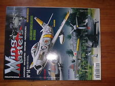 $$y Revue Wing Masters N°14 Allies Coree  FW TA 154 A Moskito  MiG-15 Fagot