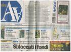 2012 05 23 - AVVENIRE - A.XLV N.121 - 23 05 2012 - SBLOCCATI I FONDI
