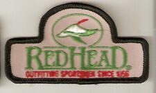 Red Head Outfitters Souvenir Fishing Patch