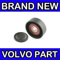 Volvo S80 (01-06 D5) Poly-V Belt Tensioner Pulley