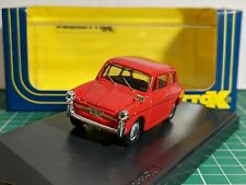 Autobianchi Bianchina (Fiat 500) Red 1/43 PROGETTO K Very Rare