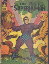 INDIA OLD RARE - INDRAJAL COMICS IN ENGLISH NO. 329 - THE PHANTOM THE SUPERHUMAN