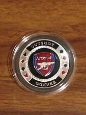Poker Card Protector Coin - Gutshot Arsenal Gunner