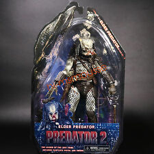 "NECA Predators Elder Predator 7"" Action Figure Collection Series 3 2011 New"