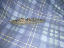 Tootsietoy Destroyer Battleship Ship Boat Diecast Toy Navy Cruiser 6�