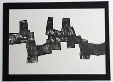 Eduardo Chillida Lithograph Derriere Le Miroir No 143 by Maeght, France, Paris