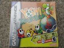 Yoshi: Topsy Turvy (Nintendo Game Boy Advance, 2005) NEW SEALED