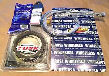 Honda XR650L 1993–2017 Tusk Clutch, Springs, Cover Gasket, & Cable Kit
