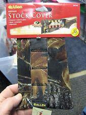 Allen Mossy Oak Shotgun Butt Stock Cover Shell Holder 20143 Neoprene Wrap