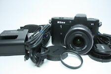 Nikon 1 1 V1 10.1MP Digital Camera - Black (Kit w/ VR 10-30mm Lens) (27504)