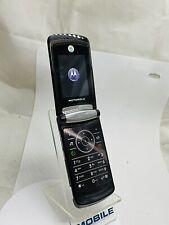 Motorola RAZR V8 - Black (Unlocked ) Mobile Phone Incomplete Faulty