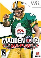Madden Nfl 2009 Wii Sports (Video Game)