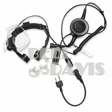 BIG P-Pro Throat mic for Icom IC-F3 F3S F4 4-093s