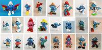 PROMO !!!  Figurines Schtroumpfs SCHLEICH  ( smurf pitufo schlumpf puffi)