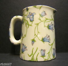 Heron Cross Pottery Harebell Chintz English 1/4 Pint Cream Jug