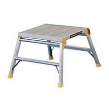 Youngman Odd Job 600 Hop Step Up Work Platform Stool ladder Large 500mm High