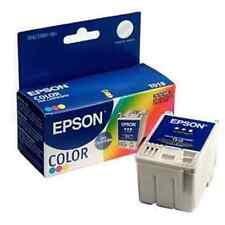 Genuine Epson Colour t018 c13t018401 680 685 777 777 i 2 anno garanzia fastpostage