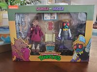 NECA Teenage Mutant Ninja Turtles TMNT Target Exclusive SPLINTER BAXTER In Hand!