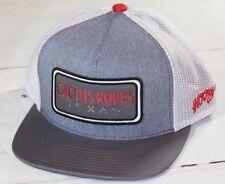 HOOEY Cactus Rope  Denim SnapBack CR024 Rodeo Hat