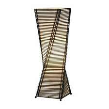 Adesso Stix Table Lantern, Black - 4045-01