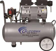 CALIFORNIA AIR TOOLS 5510A Ultra Quiet & Oil-Free Air Compressor-USED