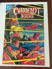 Camelot 3000 #10 (1982) Great Condition!