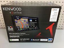 "NEW Kenwood DNX893S 6.95""  2DIN NAVIGATION w/ Apple CarPlay DNX-893S"