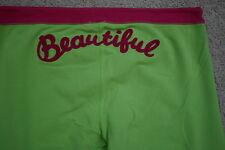 """Lucky Brand """"Beautiful"""" sweat pants lounge LARGE"""