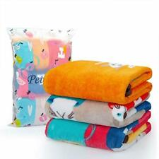 3 Pack Blanket for Dogs – Fluffy Dog Blankets for Medium & Large Dogs, Cute Thi