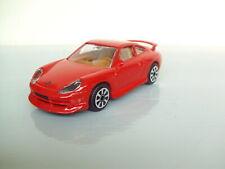 Bburago  - Street Fire - Porsche 911 Carrera rot 1:43