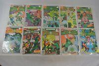 Green Lantern Green Arrow #113-121 #129 (DC Comics, 1979-1980) Lot of 10