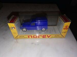 Citroen 2 CV Norev – bleue
