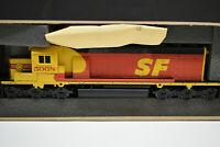 HO Athearn SANTA FE ATSF SF Repaint EMD SD40-2 PWR Diesel Loco #5068 New