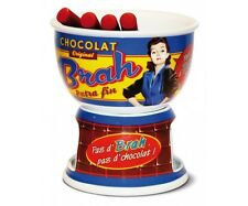 Schokoladenfondue Fondue für Schokolade Brah Retro Vintage Fa. Natives