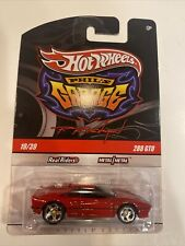 Hot Wheels Phils Garage. Ferrari 288 Gto. Real Rides. M-NM