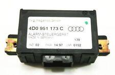 Alarm Module Computer Steuergerat 96-99 Audi A4 A8 - Genuine - 4D0 951 173 C
