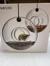 Eva Solo Hand Blown Glass Bird Feeder # 571030