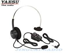 Genuine Yaesu SSM-63A VOX Headset Headphone for FT2DR FT1DR VX-3R FT-60R Radio