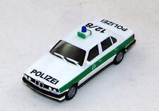 BMW 325i POLIZEI N°4116 1/87 HERPA