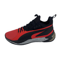 New Puma Uproar Hybrid Court Core Basketball Sneakers Shoes Mens Size 14 Red