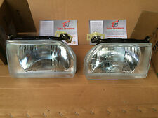 Escort Orion MK4 1986-90 Pair New Headlights lamps Left & Right RS NOT genuine