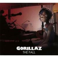 Gorillaz - The Fall (NEW CD) 2011 ( Blur Damon Albarn )