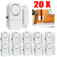 20PCS Wireless Door Window Burglar Alarm System Magnetic Home Security Sensor