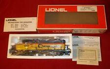 Lionel 6-8463 Limited Edition Chessie GP-20 Diesel Engine O-Gauge LN