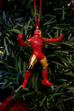 AVENGERS IRON MAN MARK VI CUSTOM CHRISTMAS ORNAMENT MOVIE FIGURE SERIES NEW !!!