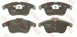 TRW GDB1705 Brake Pad Set for FORD MONDEO Hatchback (MA, MB, MC) 2.0 TDCi